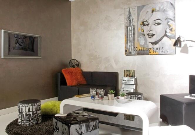 Le pareti della propria casa ecco come scegliere i colori - Dipingere casa colori di moda ...