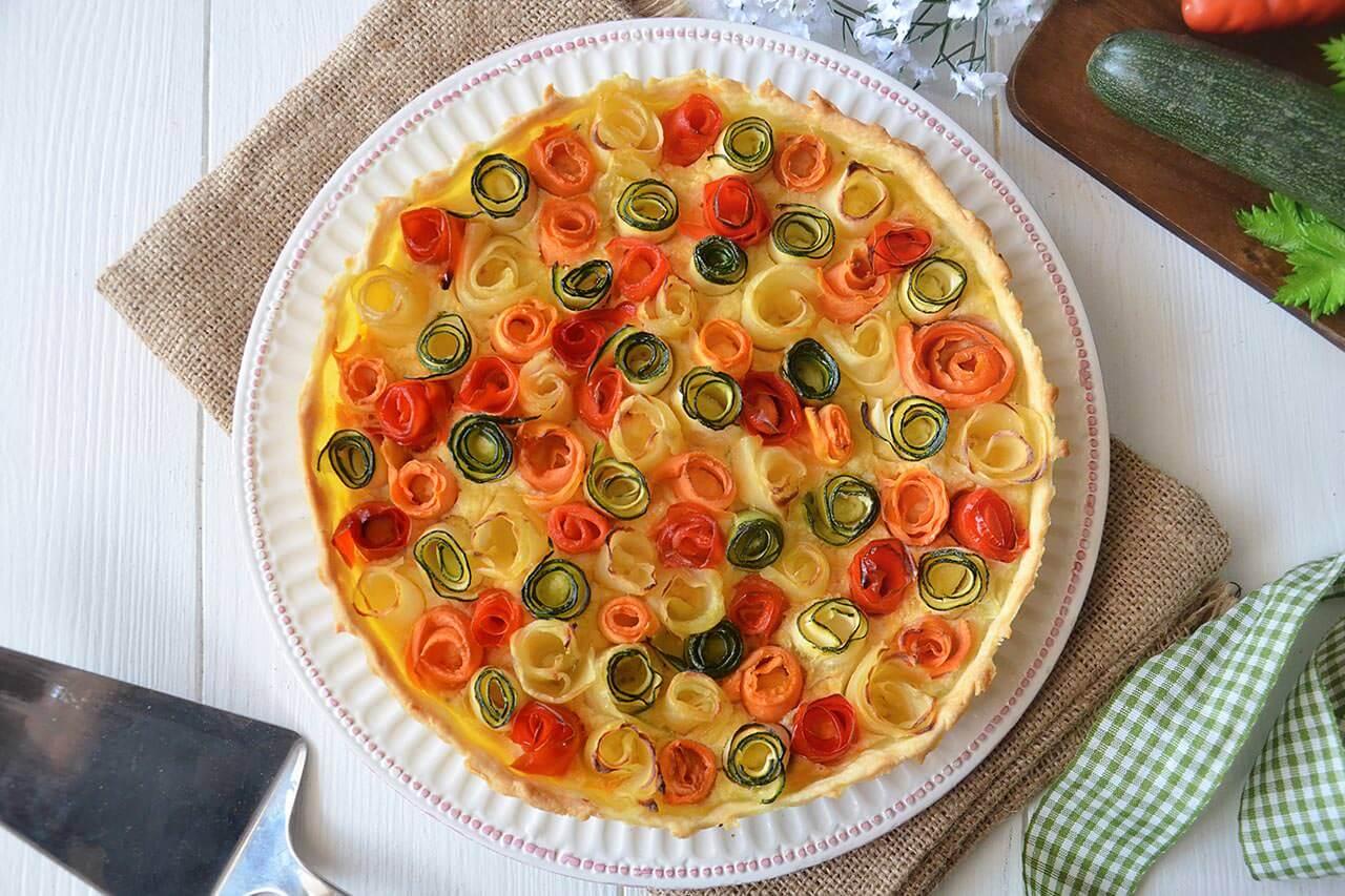 Torte salate estive ricette ideali per le cene tra amici for Ricette cucina estive